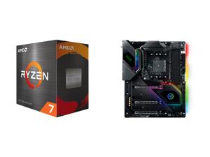 AMD Ryzen 7 5800X - Ryzen 7 5000 Series Vermeer (Zen 3) 8-Core 3.8 GHz Socket AM4 105W Desktop Processor - 100-100000063WOF and ASRock B550 TAICHI RAZER Edition AM4 AMD B550 SATA 6Gb/s ATX AMD Motherboard