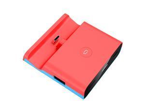 Docking Station for Nintendo Switch,Multi-Functional Pocket Charging Dock for Nintendo Switch/Lite with USB Port,Dock for Nintendo Switch