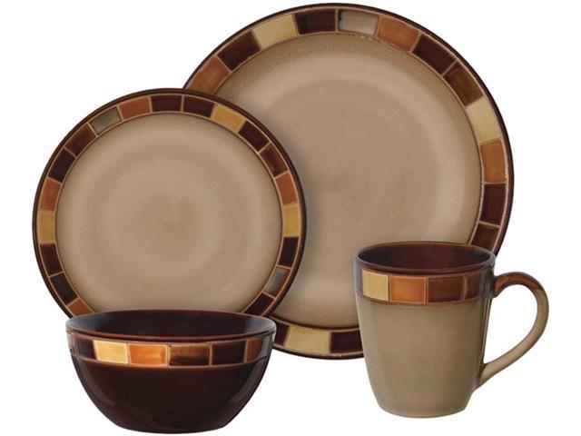 Gibson Casa Estebana 16 Pc Dinnerware Set photo