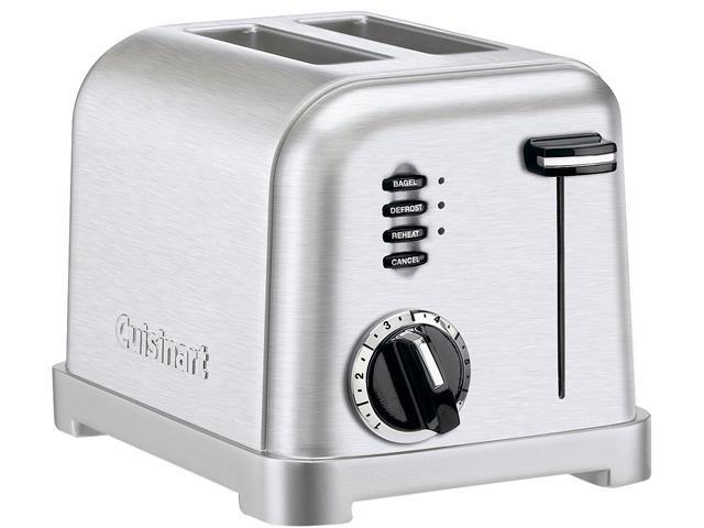 Cuisinart CPT-160C Metal Classic 2-Slice Toaster photo