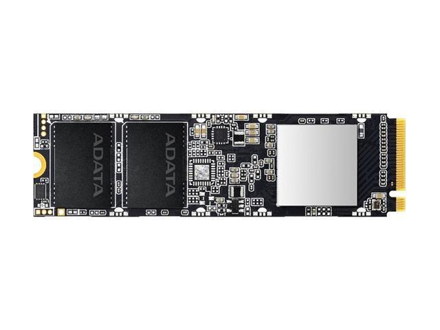 XPG SX8100 Series: 2TB PCIe Gen3x4 M.2 2280, 3D NAND Internal Solid State Drive