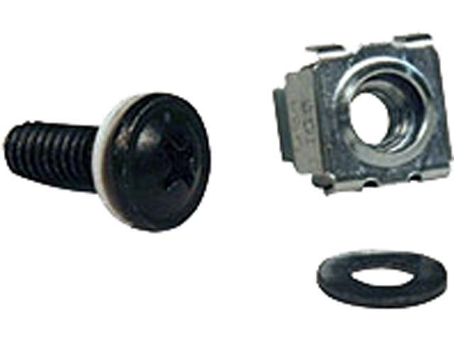TRIPP LITE SRCAGENUT5MM Square Hole Hardware Kit (Includes 50 M5 screws and washers.) photo