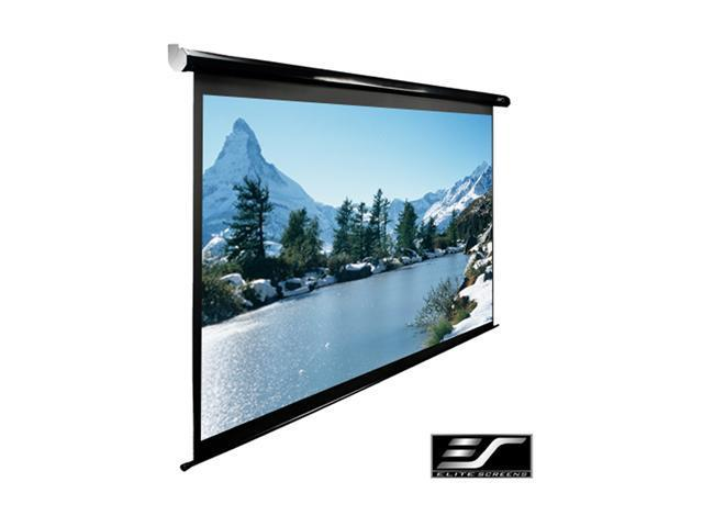 Elitescreens Spectrum Ceiling/Wall Mount Electric Projection Screen (100' 16:9 AR) (MaxWhite) Electric100H photo