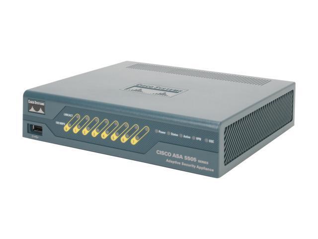 Open Box - CISCO ASA5505-UL-BUN-K9 Wired ASA 5505 Security Appliance photo