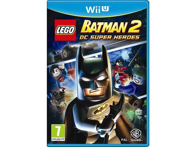 Lego Batman 2:DC Super Heroes Nintendo Wii U photo