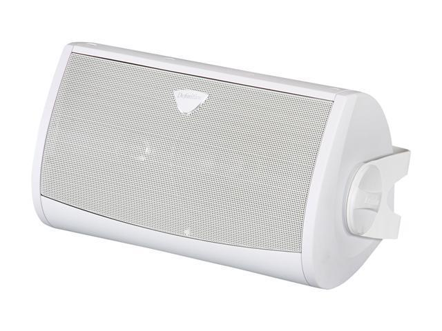 Definitive Technology All-Weather AW5500 Superior Performance All-Weather Loudspeaker with Bracket (White) Single (093207057328 Electronics Audio Home Theater Systems) photo