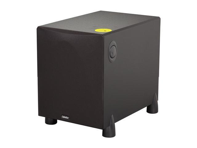 Definitive Technology ProSub 800 8' Subwoofer with 300W Amp (Black) Single (093207022715 Electronics Audio Home Theater Systems) photo