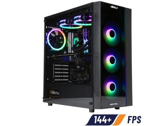 ABS Mage H - Intel i9-9900K - GeForce RTX 2080 Ti - 32GB DDR4 - 1TB SSD - Liquid Cooling 240mm - Gaming Desktop PC