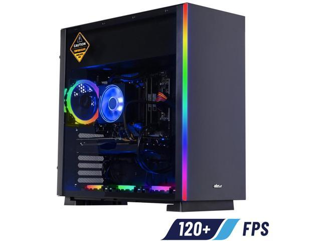 ABS Prism B - Ryzen 5 3600 - GeForce RTX 2060 Super - 16GB DDR4 - 512GB SSD - Gaming Desktop PC
