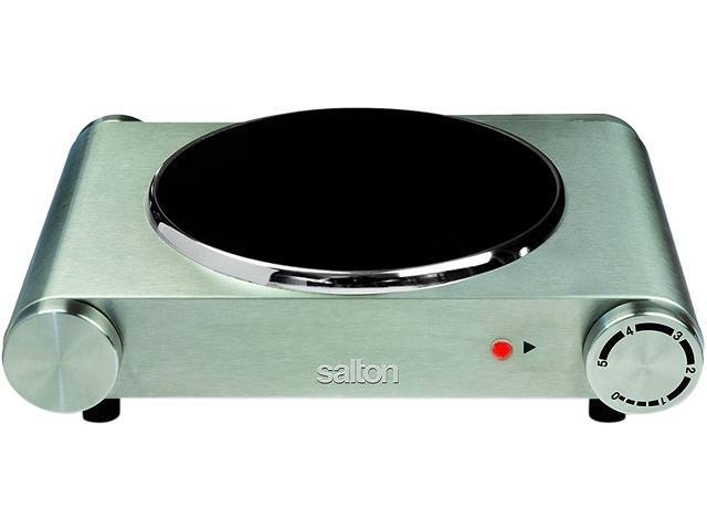 SALTON Portable Single Infrared Cooktop HP1502 photo