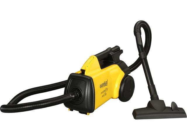 EUREKA 3670G Boss Mighty Mite Lightweight Canister Vacuums Yellow photo