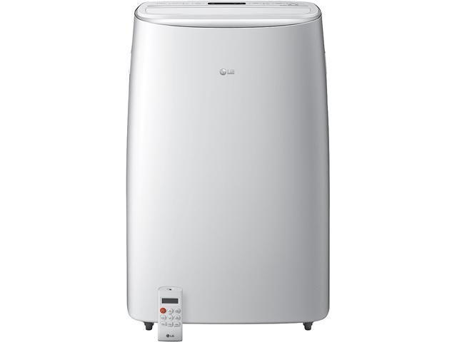 LG LP1419IVSM 115V Dual Inverter Portable Air Conditioner with Wi-Fi Control in White for Rooms up to 500 Sq. Ft. photo
