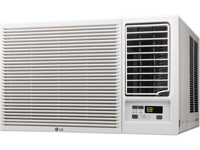 LG LW8016HR 7,500 BTU 115V Window-Mounted Air Conditioner with 3,850 BTU Supplemental Heat Function photo