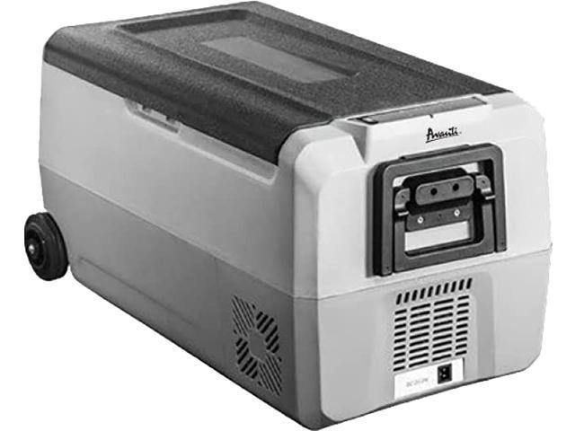 Avanti PDR36L34G 36L Portable AC/DC Cooler - Gray photo