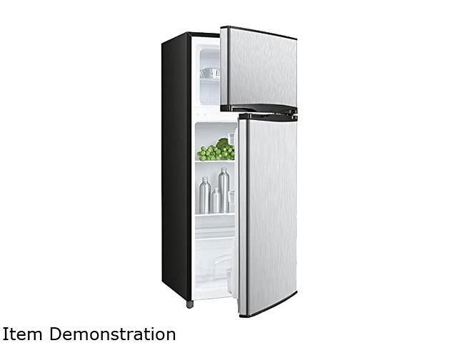 Avanti RA45B3S 4.5 cu. ft. Compact Refrigerator - Stainless Steel photo
