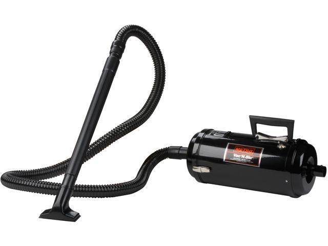 MetroVac VNB-83BA Vac N Blo Canister Vacuum Cleaner & Air Blower Black photo
