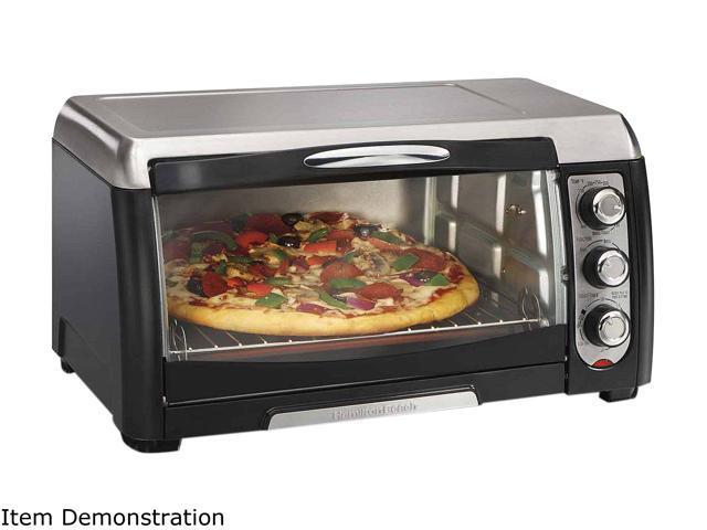 Hamilton Beach 31330 6 Slices Toaster Oven Broiler photo