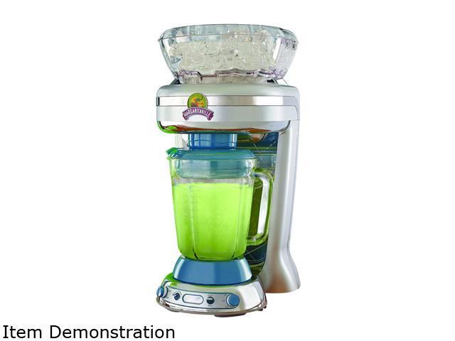Margaritaville DM1900-000-000 Key West Frozen Concoction Maker, with Easy Pour Jar & Extra Large Ice Reservoir photo