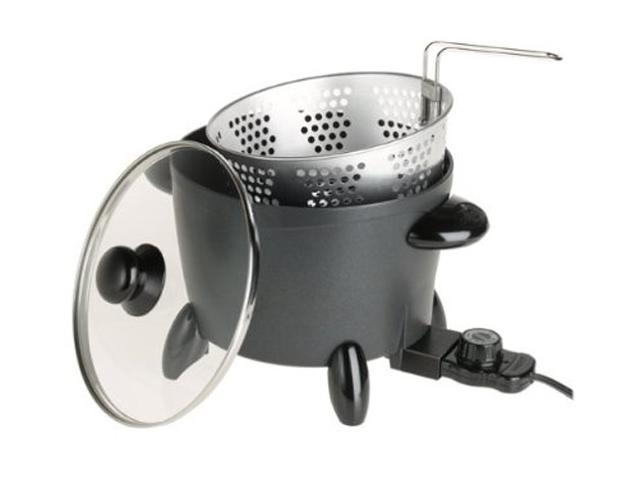 PRESTO 06003 Silver Professional Options multi-cooker/steamer photo