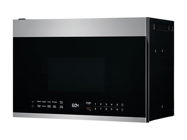 Frigidaire UMV1422US 1.4 Cu. Ft. Over-The-Range Microwave - Stainless Steel photo