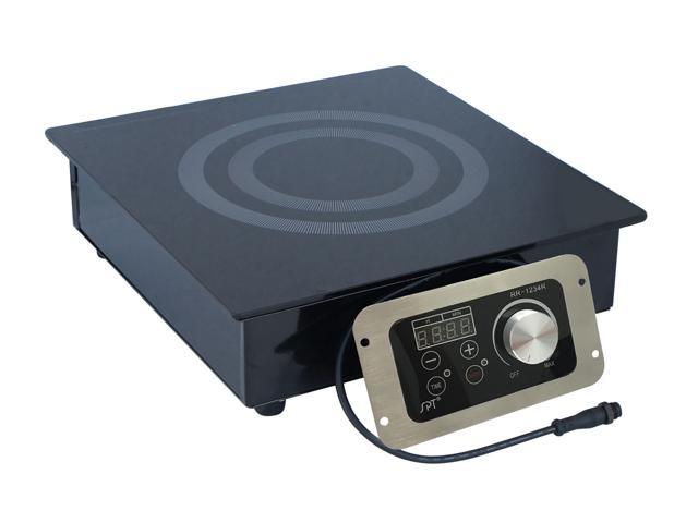 Sunpentown 1400W Built-In Radiant Cooktop (Commercial Grade) RR-1234R photo