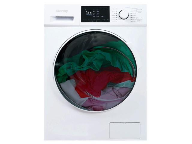 Danby DWM120WDB-3 2.7 cu. ft. All-In-One Ventless Washer Dryer Combo, White photo