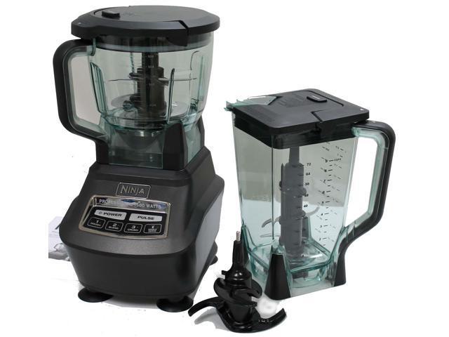 Ninja BL770 Mega Kitchen System Blender, Black photo