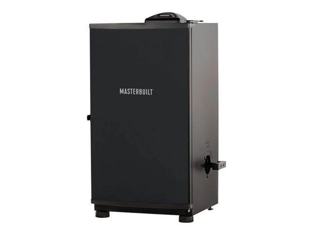 Masterbuilt Outdoor Barbecue 30' Digital Electric BBQ Meat Smoker Grill, Black photo