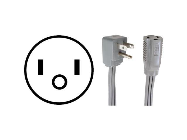 PETRA 15-0303 Appliance Extension Cord (3ft) photo
