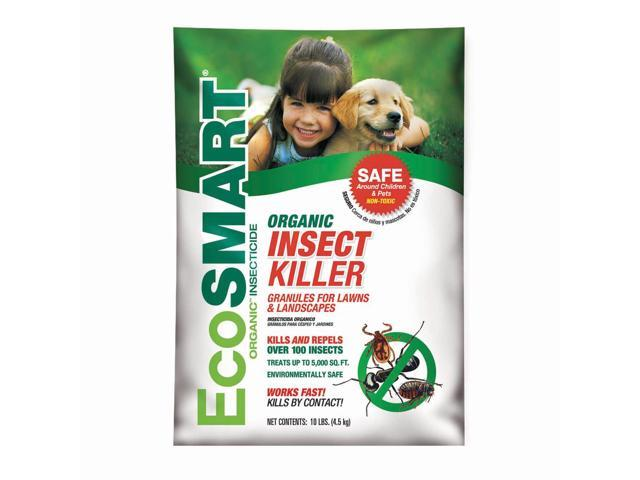 EcoSmart Technologies 33134 Insect Killer Granules For Lawns (895591001228 Home & Garden Household Supplies Pest Control) photo
