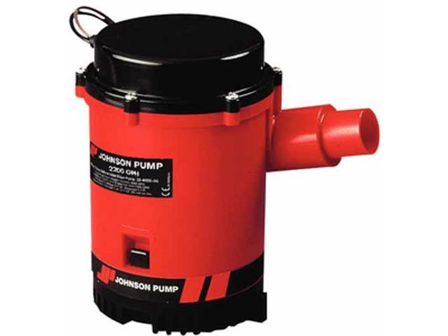 Hd Bilge Pump, 2200Gph, 12V, No Switch photo