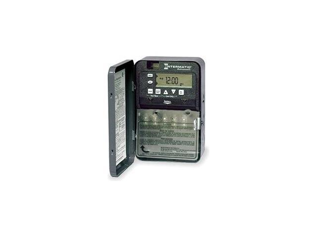 INTERMATIC ET8015C Electronic Timer, Astro 7 Days, SPST photo
