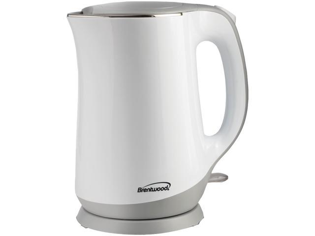 Brentwood Appliances 1.7L CoolTouch Electric Kettle KT-2017W photo