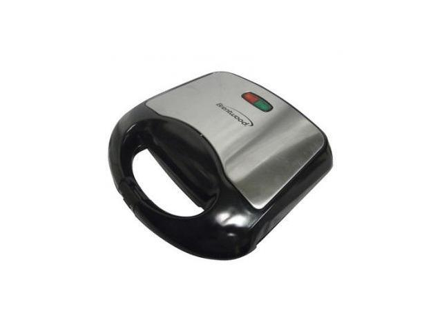 Brentwood Panini Maker, Black and Stainl Small Appliances photo