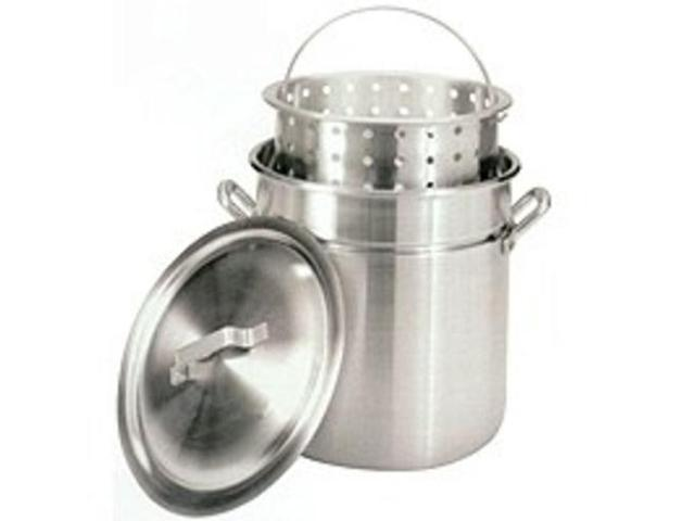 Bayou Classic 60 Quart Fryer/Steamer with Lid and Basket photo