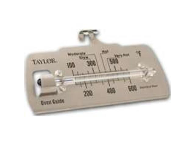 Taylor Analog Oven Thermometer, 100° to 600° Temp. Range (F) 5921N photo