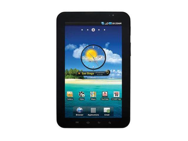 Samsung Galaxy Tab SCH-i800 Replica Dummy Phone / Toy Tablet (Black) (NON-WORKING TABLET) photo