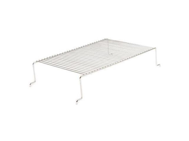 pk grills pk 99020 raised cooking grid, silver photo