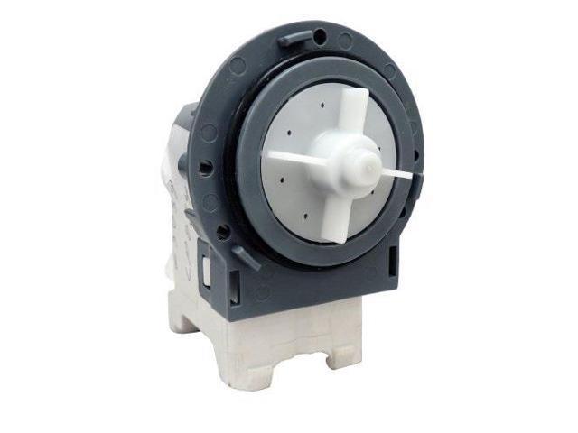 supco lp054d washer drain pump, replaces samsung dc3100054d photo