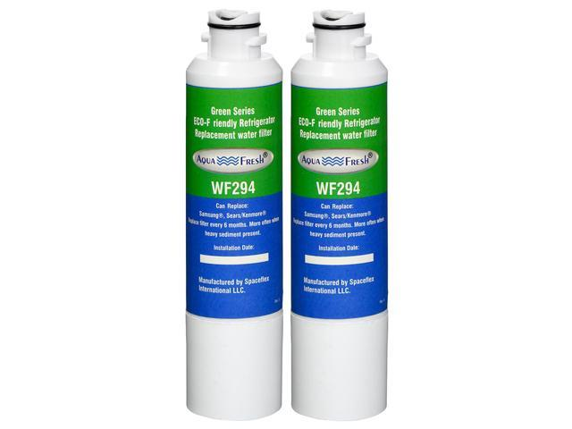Replacement Filter for Samsung DA29-00020B / WF294 (2-Pack) Refrigerator Water Filter photo