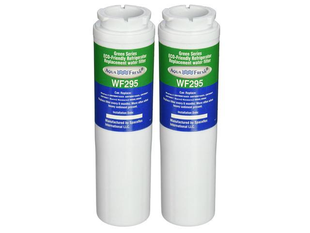 Replacement Water Filter Compatible with Whirlpool GZ25FSRXYY5 Refrigerator Water Filter by Aqua Fresh (2 Pack) photo