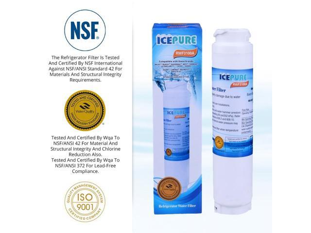 Icepure Replacement For Bosch 9000194412 Refrigerator Water Filter photo