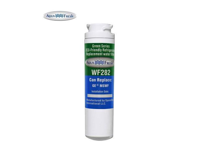 Replacement Water Filter Compatible with GE PSDS5YGXCFSS Refrigerator Water Filter by Aqua Fresh photo