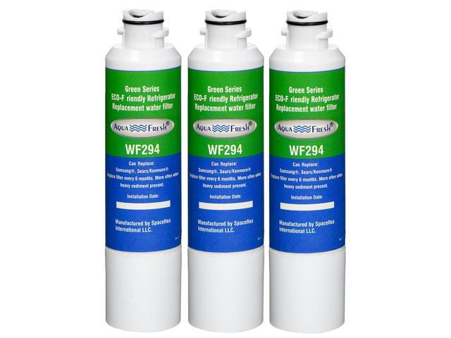 Aqua Fresh Replacement Water Filter for Samsung RF23HCEDTSR/AA Refrigerators (3 Pack) Aquafresh photo