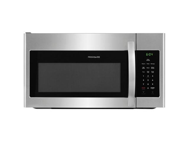 frigidaire 1.6-cu ft over-the-range microwave (easycare stainless steel) photo