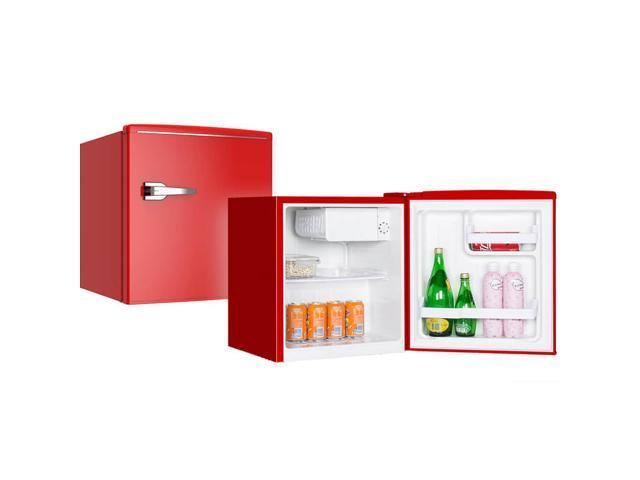 Avanti 1.7 Cu. Ft. Compact Refrigerator Retro Series - Red photo