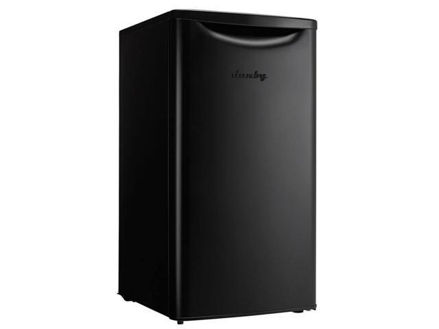 Recertified - Danby 3.3 Cu. Ft. Contemporary Black Compact Refrigerator photo