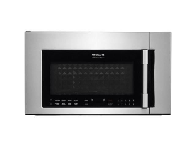Frigidaire Professional 1.8 Cu. Ft. Stainless 2-in-1 Convection Over-the-Range Microwave photo