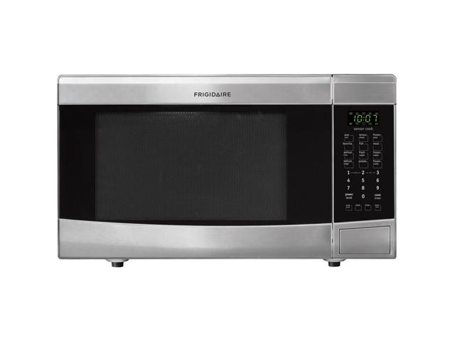 Frigidaire 1.6 Cu. Ft. 1100W Stainless Countertop Microwave Oven photo