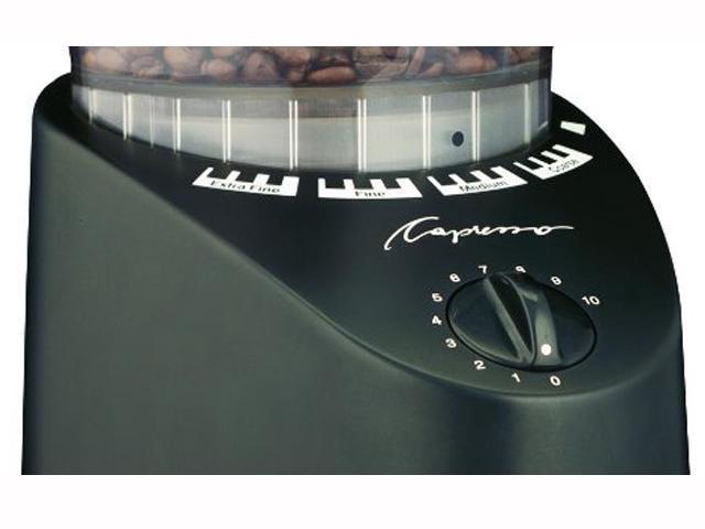 Capresso Infinity 560.01 Conical Burr Coffee Grinder photo